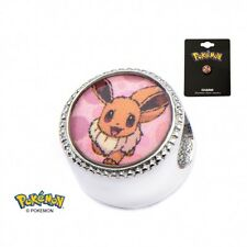 NEW Officially Licensed Nintendo Pokemon Eevee Bead Charm PMEEVEECH01 US Seller