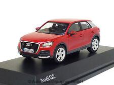 Audi Q2 1:43 Tangorot 5011602632 Modellauto 2016 iScale Rot