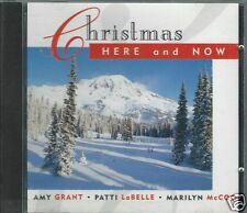 Christmas Here And Now CD 1998 Amy Grant Patti LaBelle Marilyn McCoo