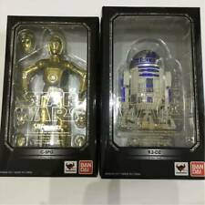 S.H.Figuarts Star Wars C3-PO R2-D2 Action Figure Bandai From Japan New