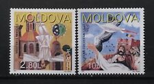MOLDOVA 236-237.  EUROPA - STORIES & LEGENDS. MNH