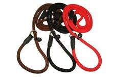 Guinzagli nera corda per cani