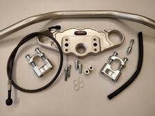 Abm Superbike Lenker-Kit Triumph Daytona 955i (595N) 02-03 Argento
