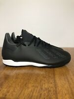 Adidas X Tango 18.3 TF Turf Soccer Cleats Shoes Black White DB2476 Mens Size 6.5