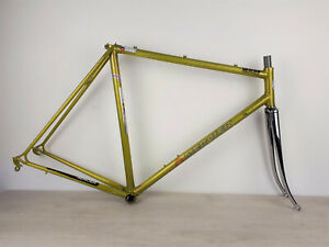 Cadre PINARELLO TREVISO pour Mercier Campagnolo Italy 1980s old bicycle frameset