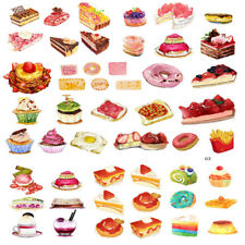 A5 Hand-painted Food Sticker DIY Album Telephone Decoration Diary Notebook Hot