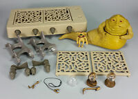 Vintage Star Wars Jabba The Hutt Playset Parts - Many To Choose From!