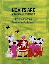 Noah's Ark : With Press-Out Ark and Animal Play Set by Dawn Apperley (1998,...