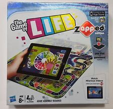 The game of Life hasbro zapped edition android board game app