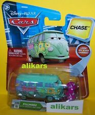 "Look ""B - FILLMORE with ORGANIC GAS CANS -#125 Chase Disney Cars toy Eyes Change"