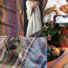 Handwoven magazine nov/dec 1999: christening blanket, baptism dress, wrap, +more