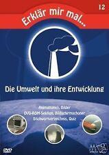 Erklär mir mal. 12 - Die Umwelt und ihre Entwicklung DVD NEU OVP