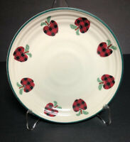 Ingleman Designs Applejaclk Salad Plates Set Of 5