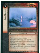 Lord Of The Rings CCG Card BohD 5.R95 Dead Marshes