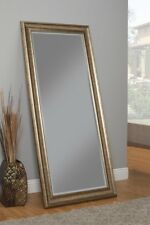 Full Body Length Mirror Wall Leaning Floor Mirrors For Bedroom Large Antique