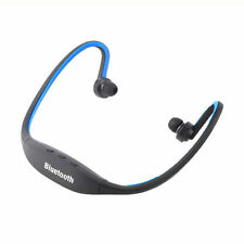 Wireless Bluetooth Headset Stereo Headphone Earphone Sport for Samsung iPhone