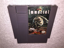 The Immortal (Nintendo Entertainment System, 1990) NES Game Cartridge Vr Nice!