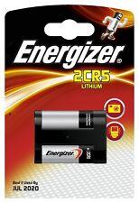 ENERGIZER BATTERIA 2CR5 LITHIUM 6V LITHIO NON RICARICABILE