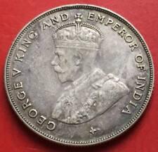 Straits Settlements King George V $1 One Dollar 1919