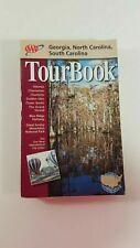 AAA tour book georgia, north carolina, south carolina 1988