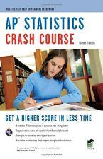 AP Statistics Crash Course Book + Online (Advanced Placement (AP) Crash Course