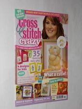 September Monthly Cross Stitch Crazy Craft Magazines