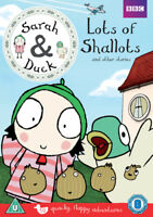 Sarah and Duck: Lots of Shallots and Other Stories DVD (2014) Sarah Gomes