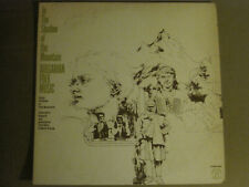 V/A IN THE SHADOW OF THE MOUNTAIN: BULGARIAN FOLK MUSIC LP NONESUCH H-72038 VG+