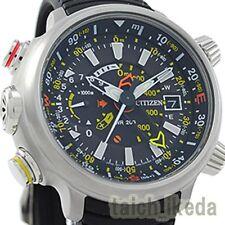 Citizen Promaster Land BN4021-02E Alticchron Eco-Drive Solar 200m Watch EMS JP