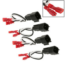 4X Speaker Connector Harness Adapter for Sp-5600 72-5600 Ford Linclon Mercury Us (Fits: Mazda)