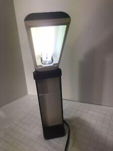 Task Lamp Light Desktop Reading •Flip Up for On•BLACK Not Ott Brand