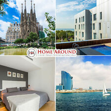 Weekdays in Barcelona! 2 nights for up to 3 guests in a luxus apartment!