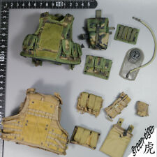 A207 1:6 Scale ace Military action figure parts - AWS CQB and Trauma vest 2 set