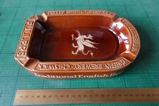 More details for vintage wade *ashtray* fuller smith & turner griffin brewery chiswick fullers