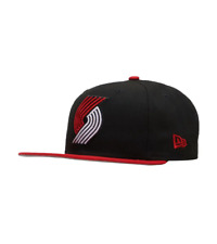 designer fashion 70273 82832 Portland Trail Blazers Black OG Jordan New Era 9FIFTY NBA Retro Snapback Hat