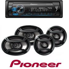 Pioneer Digital Media Receiver Bluetooth W/ 200W 6.5
