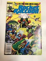 Rocket Raccoon # 3 (VF/NM) Canadian price variant ! Love This Creature !!