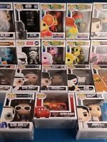 Funko POP Vinyl Figures -Multi Listing / Choose Your Own / Star Wars Fraggle etc