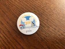Rare Cast Member Exclusive PinBack Button Before grand opening Tokyo DisneySea