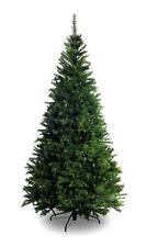 Best Artificial 7ft 210cm Colorado Pine Hinged Christmas Tree Indoor Xmas Bushy