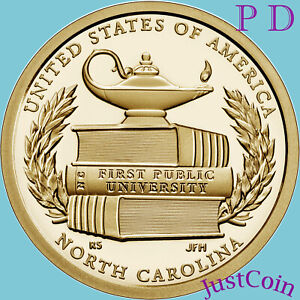 2021 P&D NORTH CAROLINA (NC) INNOVATION DOLLARS TWO DOLLARS SET PRESALE OCT 12th