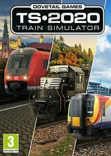 Train Simulator 2020 + 4 DLC Steam key EU/US/WW