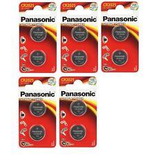 Pilas 1x2 Panasonic CR 2025 Lithium Power