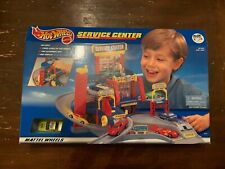 1998 Hot Wheels Service Center Playset NO. 65741 by Mattel Never Used