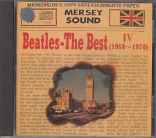 THE BEATLES - the best IV ( 1968-1970) CD japan edition