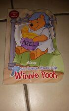 Disney La breve siesta de WINNIE POOH; Board book; Lift-a-Flap in Spanish