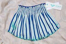 EUC Girls 3 ROXY Striped Elasticized waistband Skirt for Toddler Girl