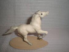 """Hagen Renaker Miniature Horse Figure; Arabian 2 1/2"""" Tall Figurine w/base"""