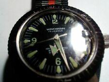 Wakmann Pre Super Ocean 1970 Nautoscaph Like Jaws Movie Watchtime Magazine 2010!