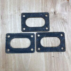 NOS Frazer Carburetor to Intake Manifold Gasket 17834 Victor Gaskets Lot Of 3
